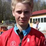 Anders løp 2 etapper på 10MILA!