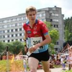 Anders klar for junior-VM (foto orientering.no)