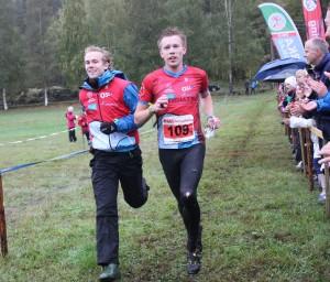 NM stafett Kongsberg Vetle mot mål