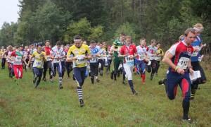 NM stafett Kongsberg erik 1 etappe
