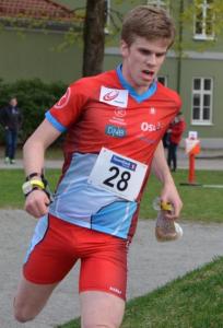 AndersV med 18.plass på Vårsprinten (arr.foto)