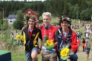 Anders vant gull i HL H16