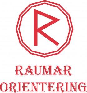 Raumar-Orientering-rød-logo
